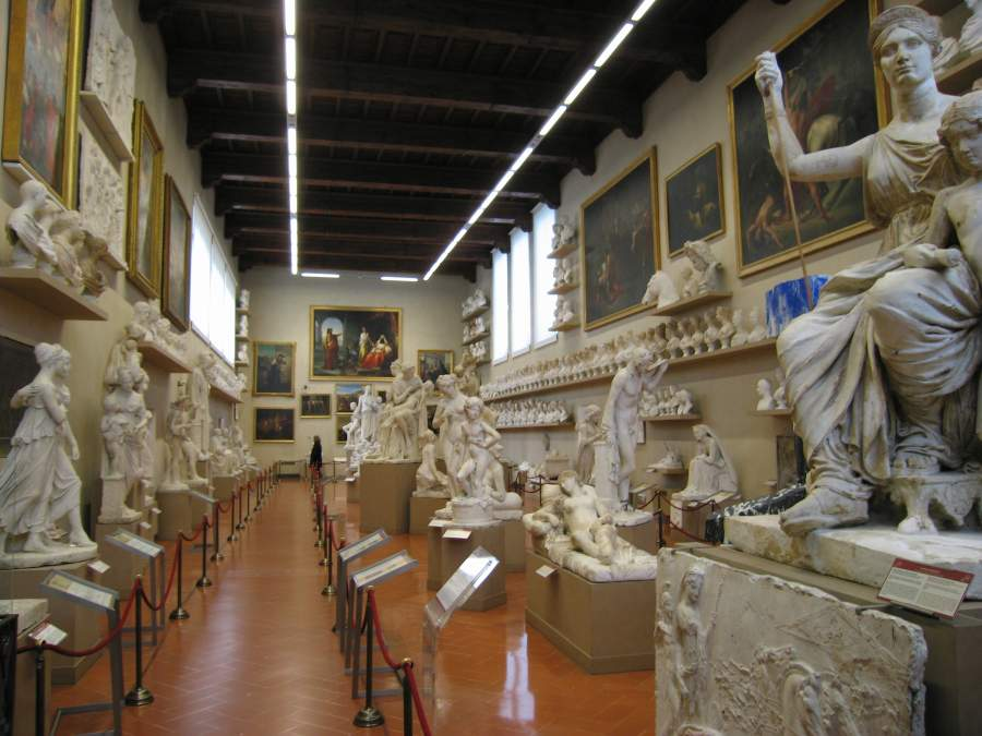 Accademia Di Firenze Splendido Magazzino