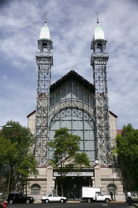 Il Giornale dell'Arte - Ferro E Vetro Per Il Bicentenario Del Messico