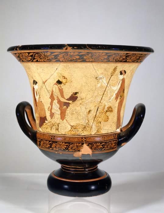 I vasi del museo gregoriano etrusco for Vaso attico