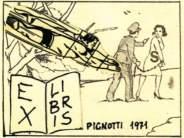 Pignotti, Ex libris, 1971