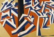 David Bomberg, «The Mud Bath». © Tate © The Estate of David Bomberg