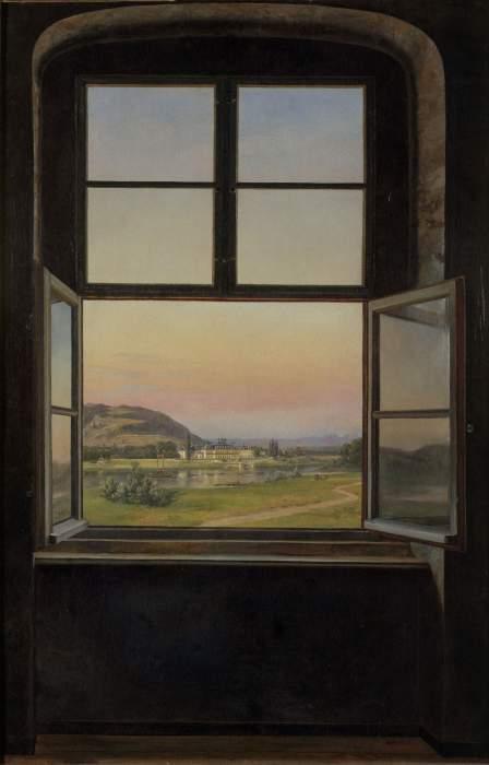 La finestra aperta sull arte for Finestra antica aperta