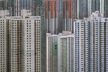 Michael Wolf, aod 45, Architecture of Density, Hong Kong 2006