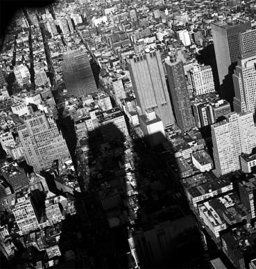 Moreno Gentili, New York Revisited, Twin Towers 2001