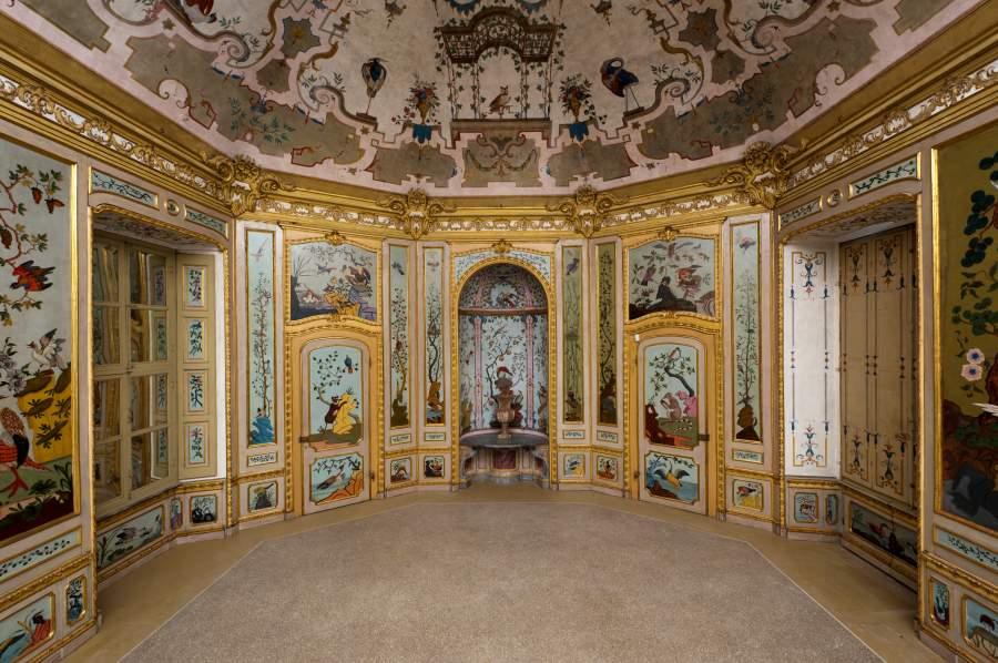 Villa Corsini Castello Orari