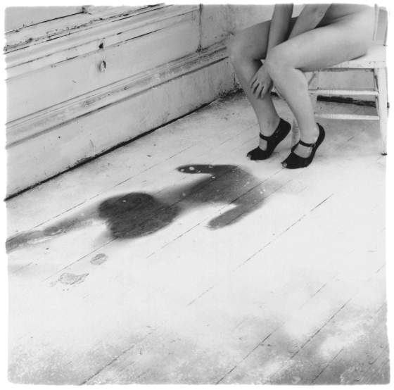 Francesca Woodman, «Untitled», Providence, Rhode Island, 1976.  © George and Betty Woodman