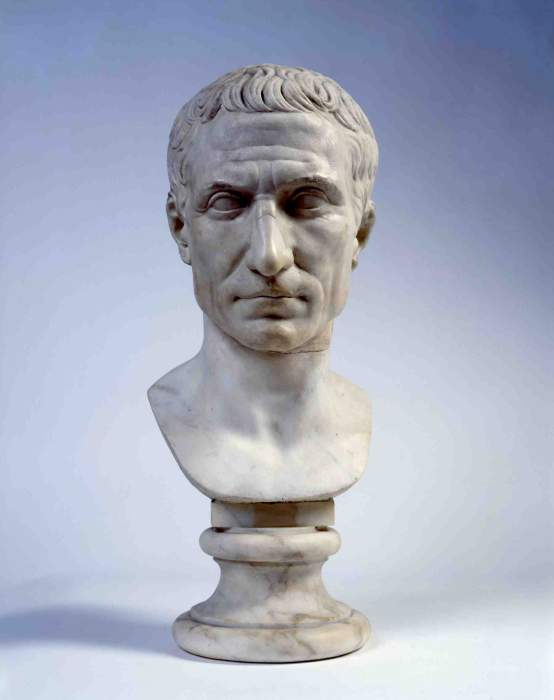 Julius Caesar And Cleopatra