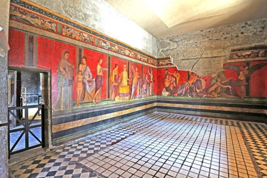 pompeiane articoli correlati pompei chiusa per tre mesi la villa dei ...