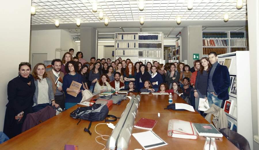 Torino gli studenti di storia dell 39 arte si mobilitano for Biblioteca di storia moderna e contemporanea
