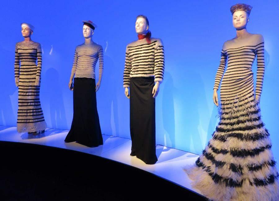 Arte e imprese gaultier un pezzo da museo for Stilista francese famoso