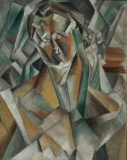 Pablo Picasso «Femme Assise». Foto courtesy Sotheby's