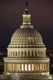 La cupola del Congresso degli Stati Uniti a Washington. Foto: © Architect of the Capitol