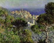 Claude Monet, «Vue de Bordighera», 1884, The Armand Hammer Collection, Hammer Museum, Los Angeles