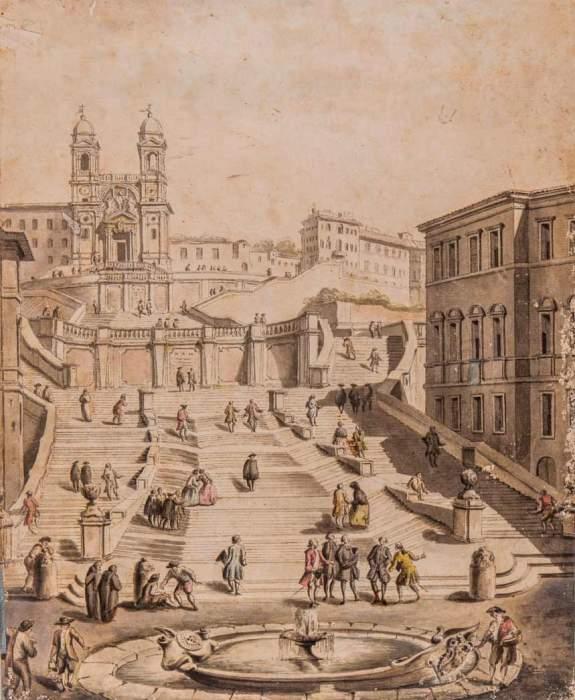 Mapping Rome: online l'archivio di Rodolfo Lanciani su Roma