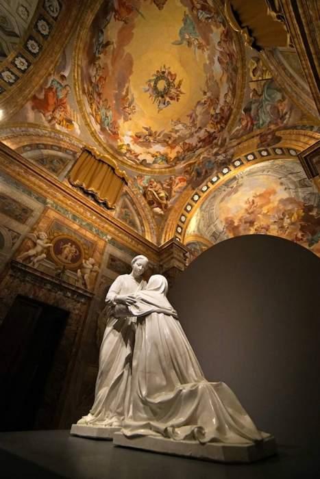 Visitare la visitazione for Chiesa di san leone pistoia