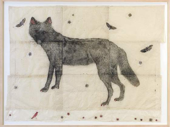 Kiki Smith, «Now», 2006. Courtesy dell'artista e Galleria Raffaella Cortese, Milano