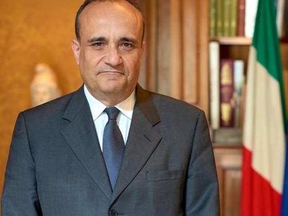 Il ministro uscente dei Beni culturali Alberto Bonisoli