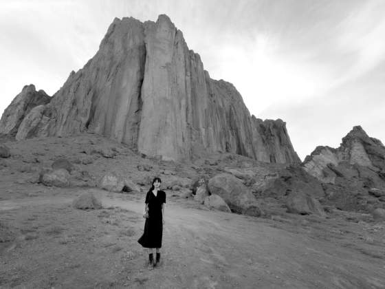 Particolare di uno still di «Land of Dreams», un video di Shirin Neshat del 2019. © Shirin Neshat/Cortesia dell'artista e della Gladstone Gallery, New York e Bruxelles
