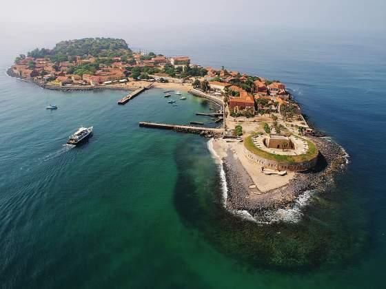 L'Isola Degli Schiavi: Gorée, Senegal