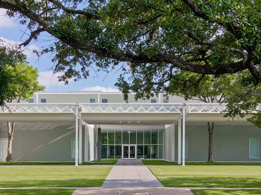 Main Building, Menil Collection, Houston