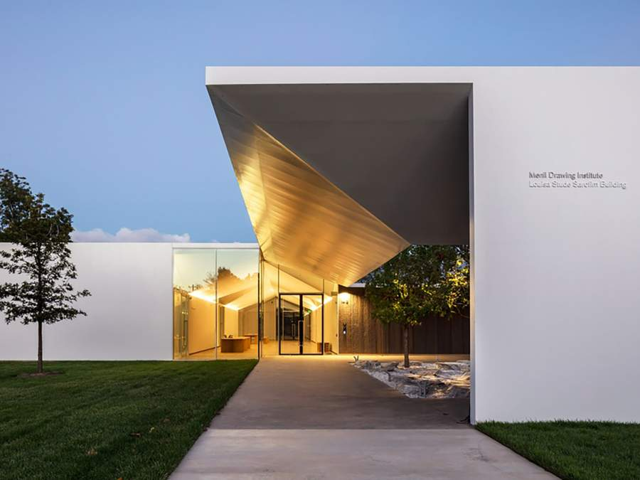 Menil Drawing Institute, Menil Collection, Houston